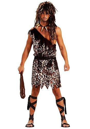 Caveman Outfit Ideas : Caveman costume and costumes