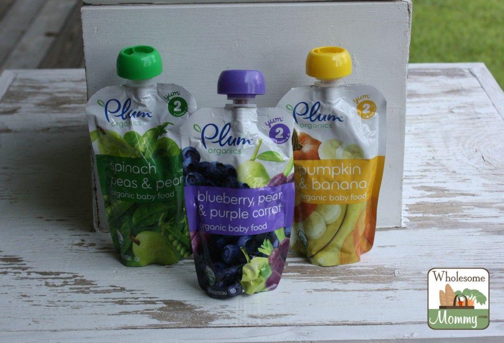 Plum organics baby food review plum organics baby food