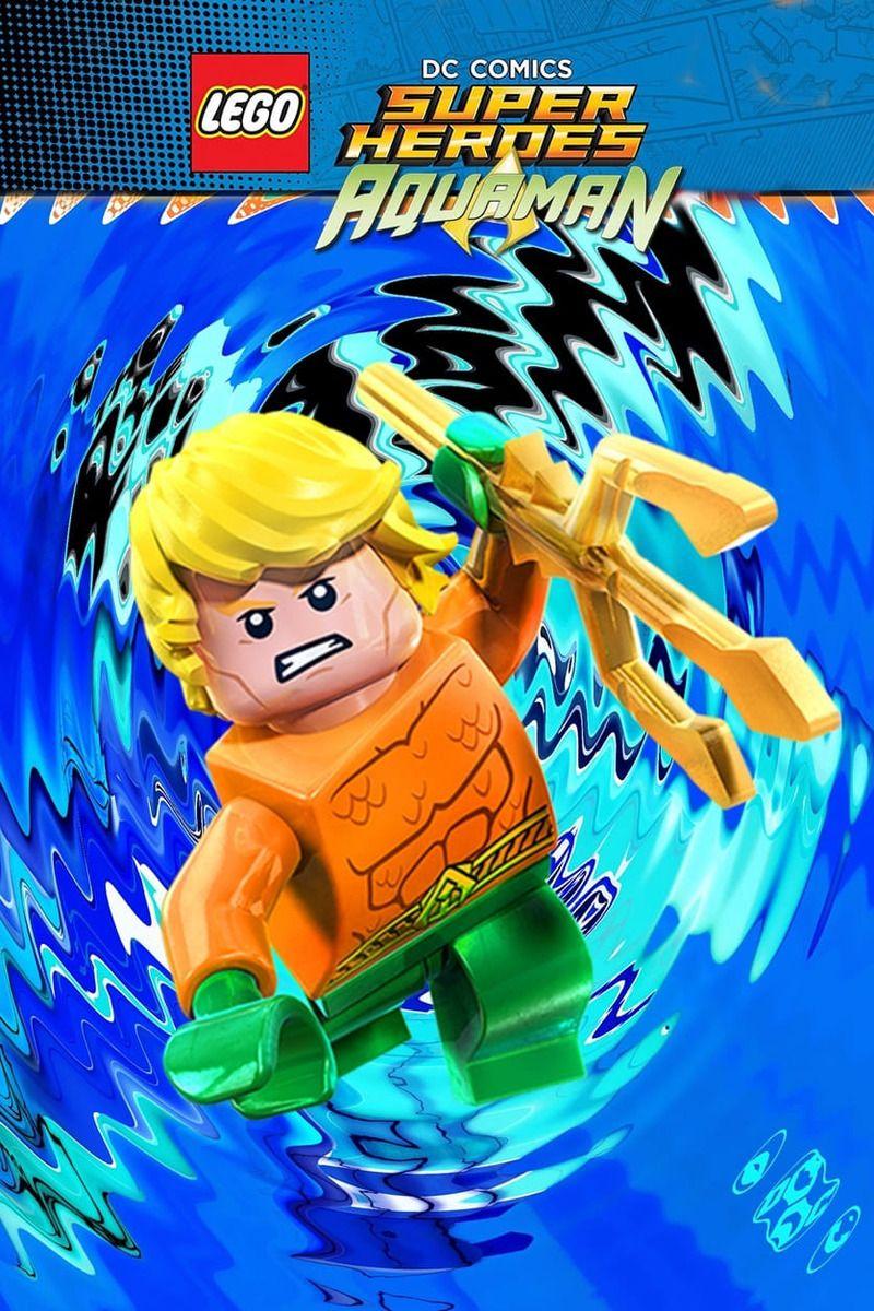 Lego Dc Comics Super Heroes Aquaman Rage Of Atlantis Lego Dc Aquaman Dc Superheroes