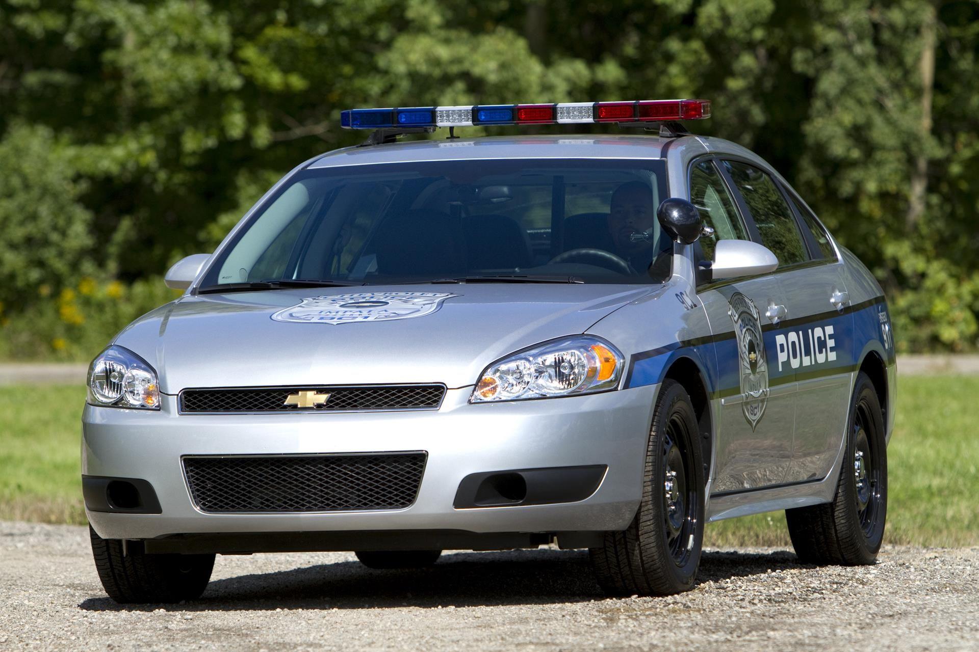 2020 Chevrolet Impala Police 2020 Chevrolet Impala Police 2012