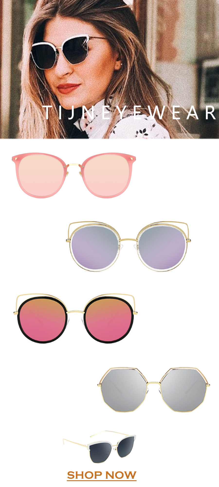 6c743dbfa6a0 Top 5 sunglasses for this summer you never wanna miss. #TIJNeyewear # sunglasses #fashion#glasses#fashion #trend #2018 summer #back to school