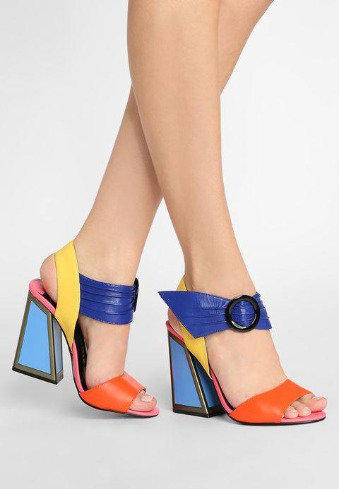 Kat Maconie NEIVE - High heeled sandals - multimask r5Ze1a