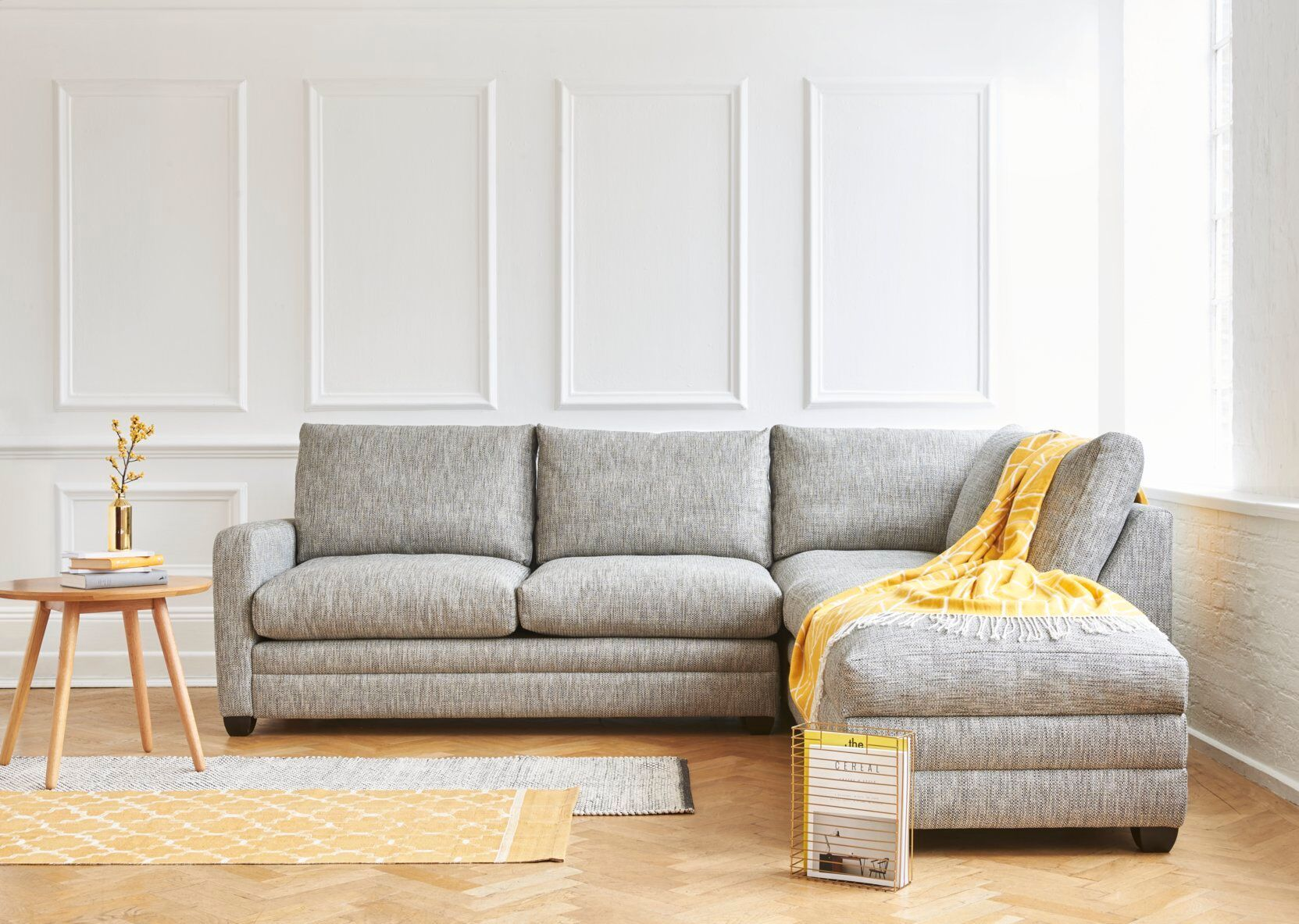 Sofas And Stuff Haresfield Super Stylish And Practical Too The Langdale Corner Sofa Bed Is