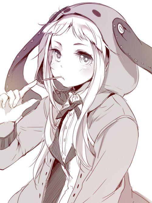 Yomotsuki Runa Kakegurui Anime Healthy Work Snacks