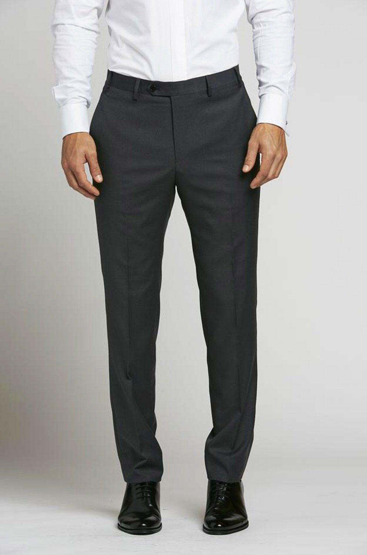 The Groomsman Suit Charcoal Gray Pants Charcoal Gray Suit Gray Suit Men S Suits [ 1500 x 991 Pixel ]
