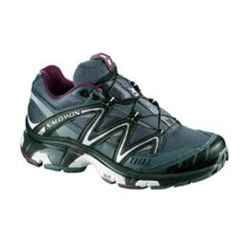 Salomon XT Wings 2 Women's - Grey Blue/Grey Denim/Plum