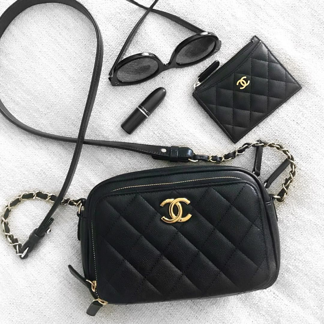 73e7938adbfc Chanel camera bag @elle_and_i on Instagram | Chanel in 2019 ...