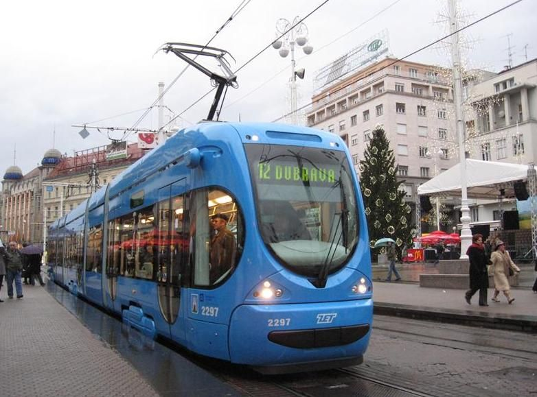 Everything You Need To Know About The Bus And Tram System In Zagreb Croatia Including Prices Maps And How To Buy A Ticket Zagreb Public Transport Croatia