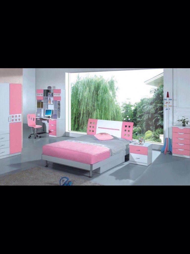 Nice bedroom for teenages