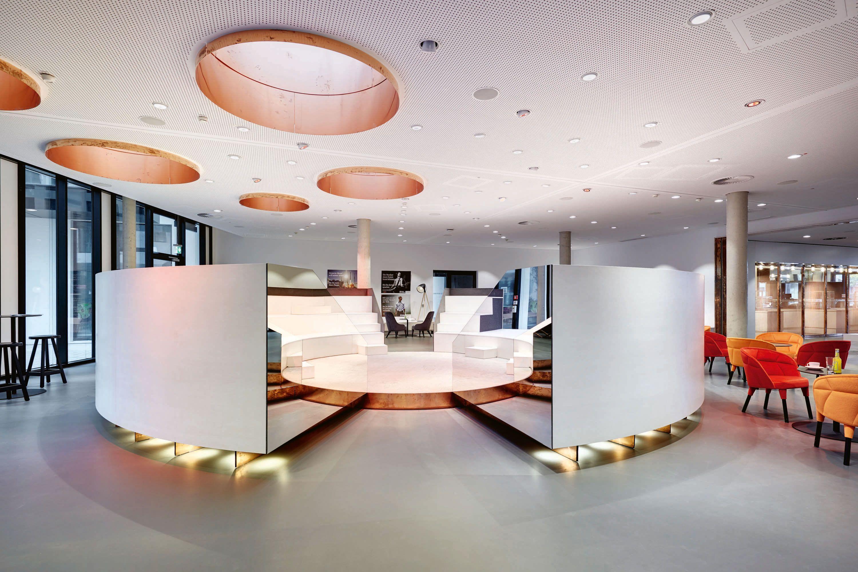 Lichtstimmungen für Live Kommunikation   architektur online ...
