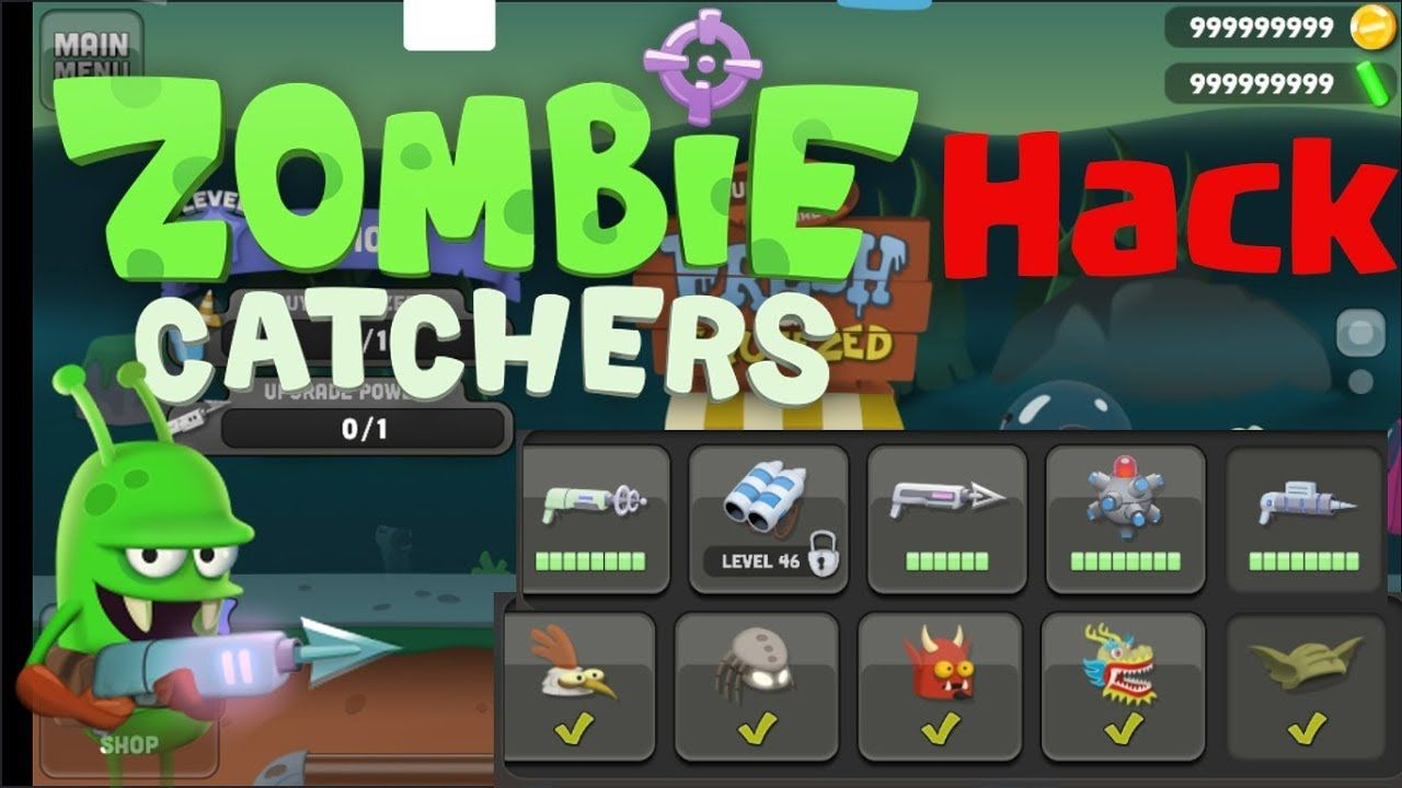 zombie catchers hack mod apk free download