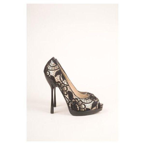 Pre-owned - Cloth heels Alexander McQueen vxOTy84b