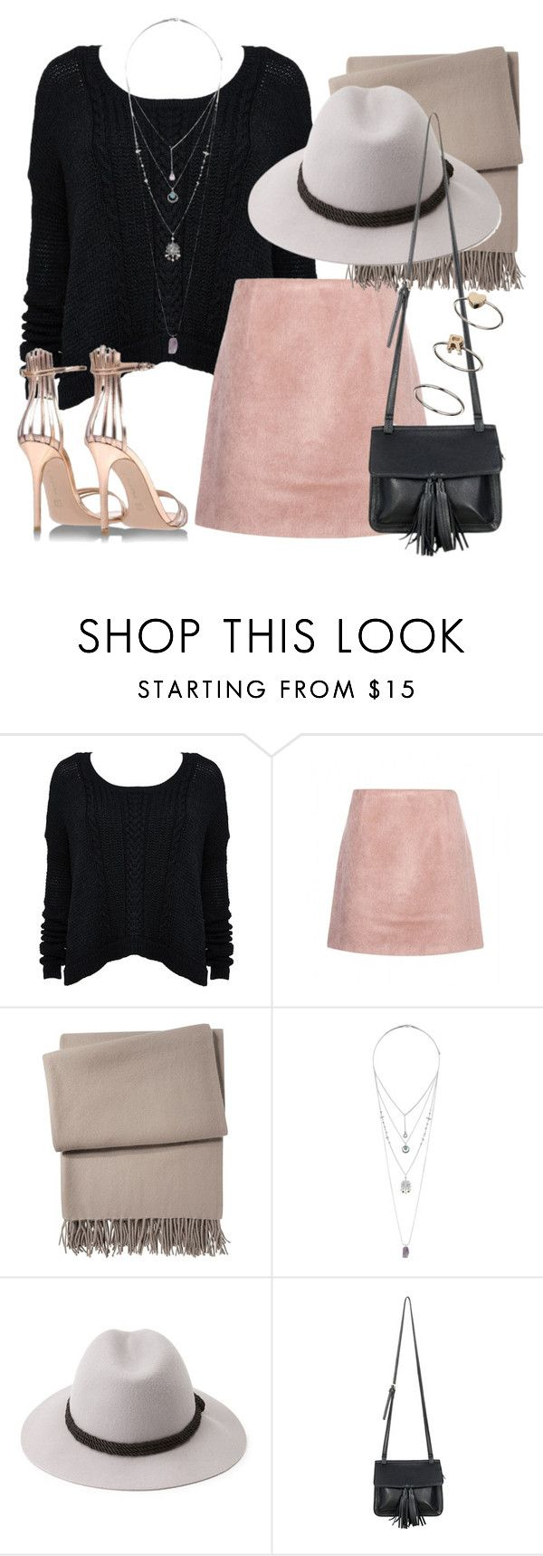 """Untitled #2206"" by dceee ❤ liked on Polyvore featuring Alice + Olivia, Acne Studios, Gianvito Rossi, Yves Delorme, Miss Selfridge, Forever 21, Chicnova Fashion and Topshop"