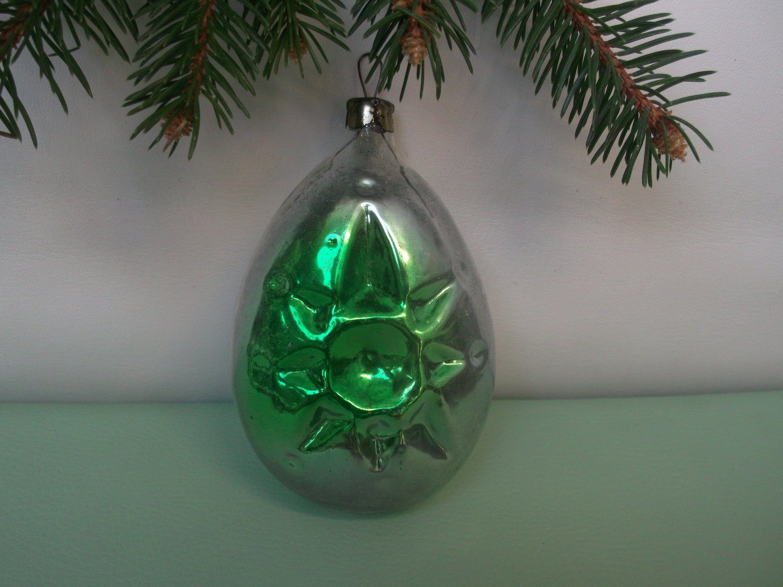 Christmas 2020 Vs Christmas 1970s Christmas Bethlehem Star. 1970s Vintage Christmas Tree Glass