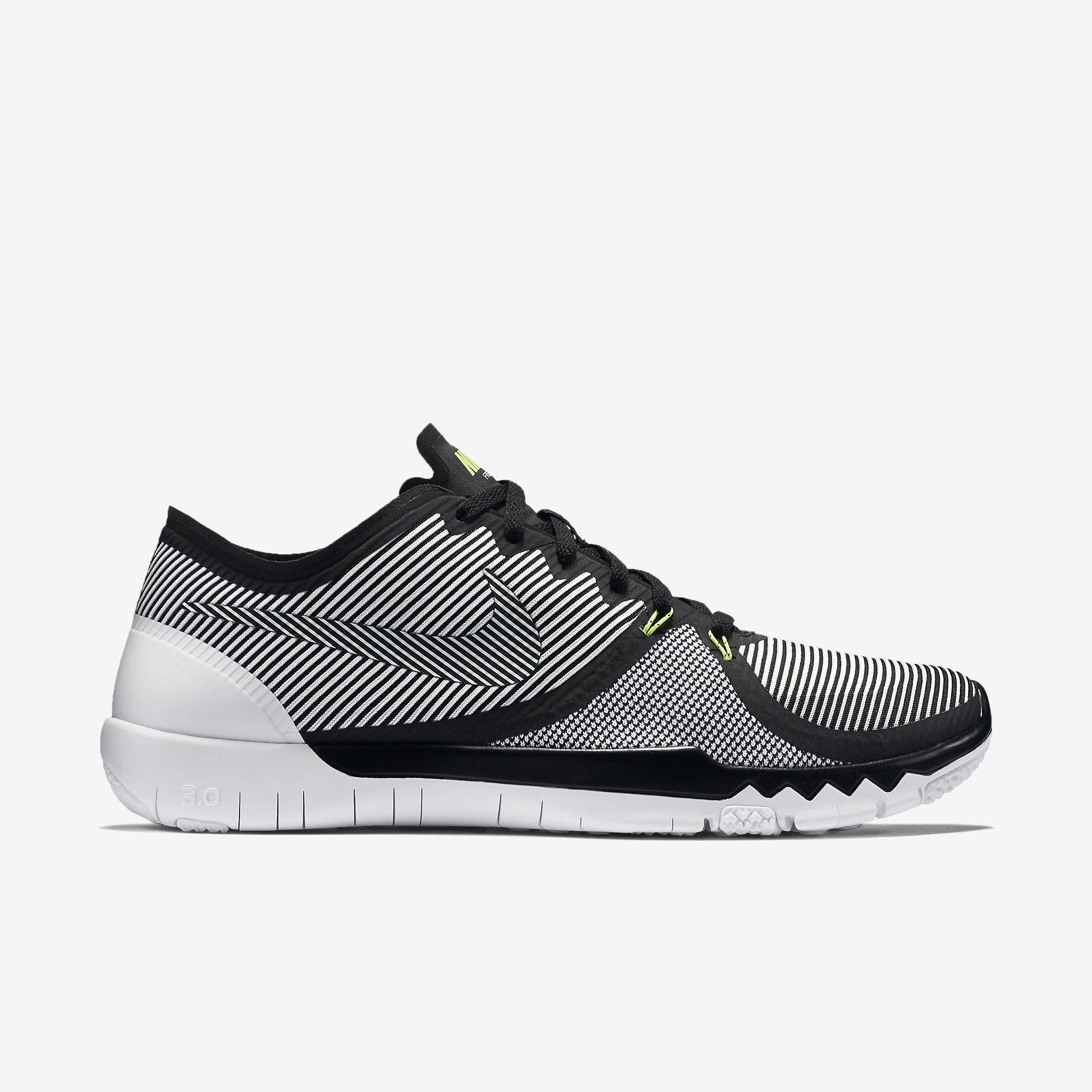 Nike Free Trainer 3.0 V4 Men's Training Shoe. Nike Store || Follow @filetlondon for more street style #filetlondon