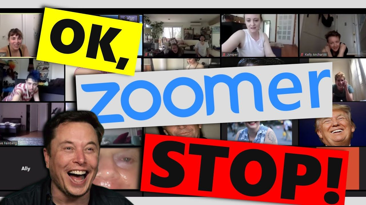 Stop using Zoom! Privacy and security issues with Zoom