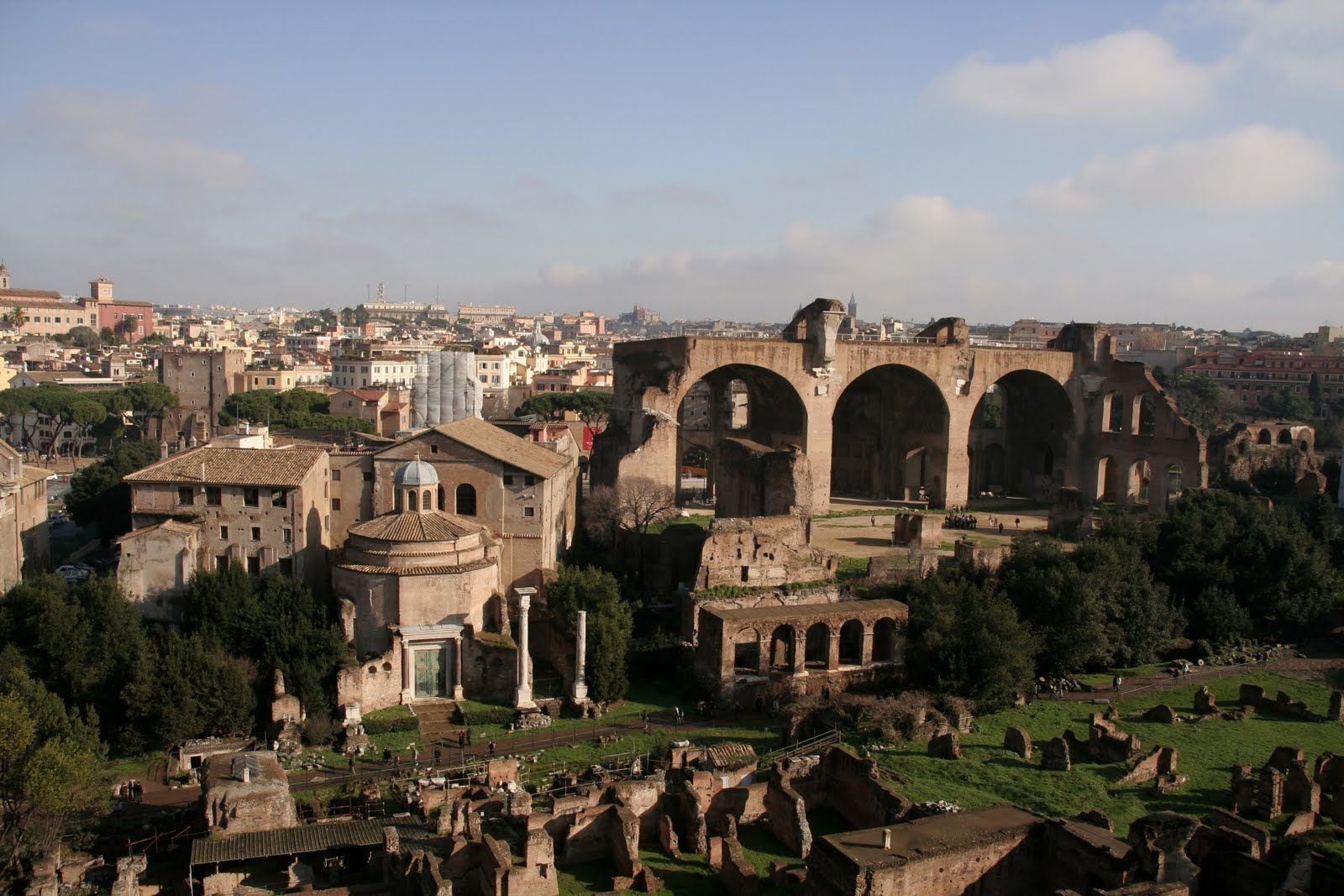 Ancient Rome Government Building | Places to Visit ...