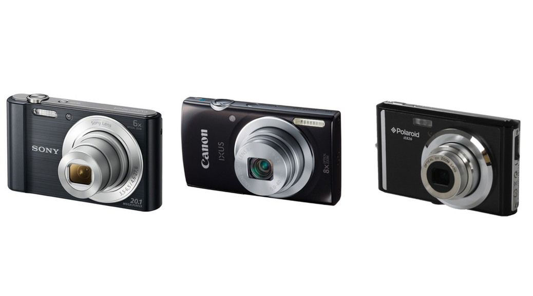 Las 3 mejores cámaras compactas por menos de 100 euros   Cámaras ...