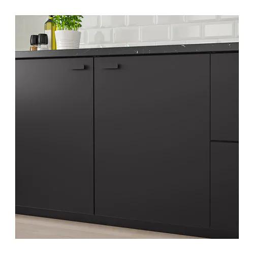 Kungsbacka Drzwi Antracyt 60x80 Cm Dodaj Do Koszyka Ikea Kungsbacka Modern Kitchen Doors Ikea Kitchen