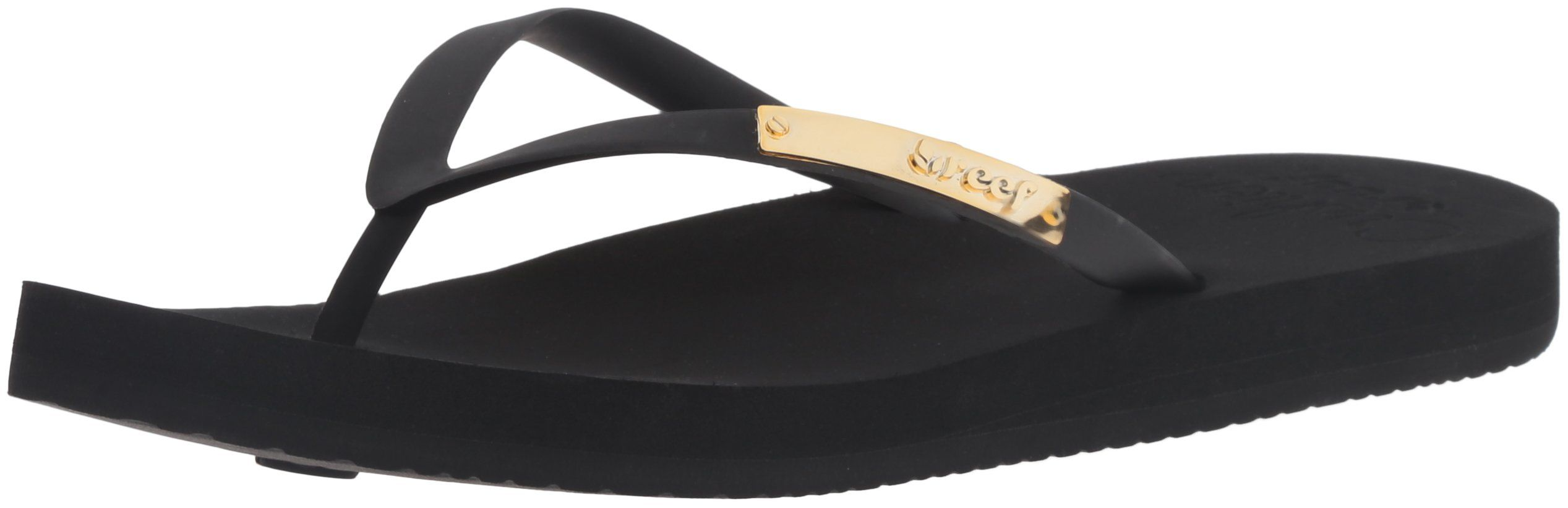 5d2ef385ddc5 Reef Women s Cushion Glam Flip Flop