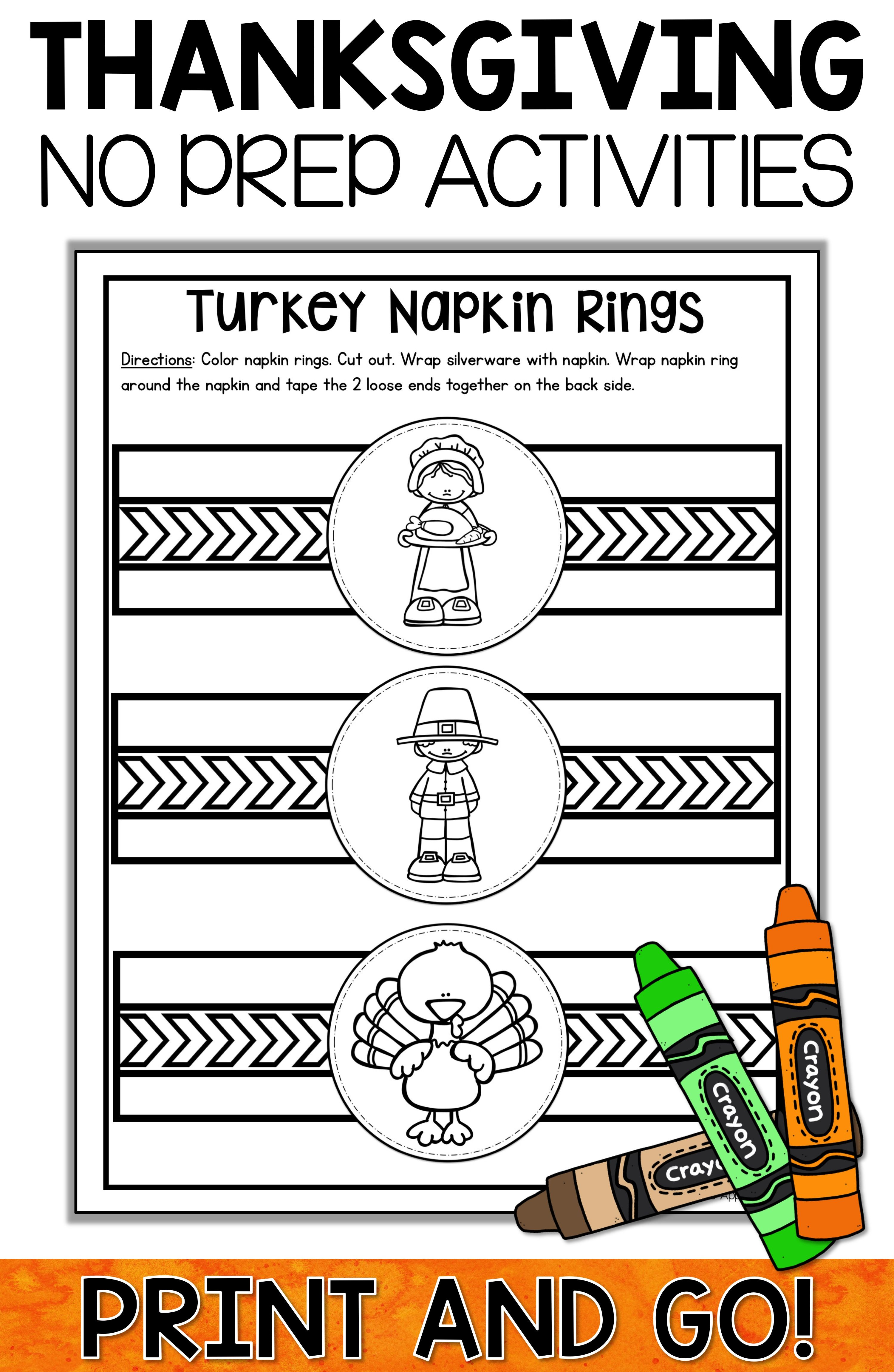 small resolution of Thanksgiving activities for kids are fun for 2nd