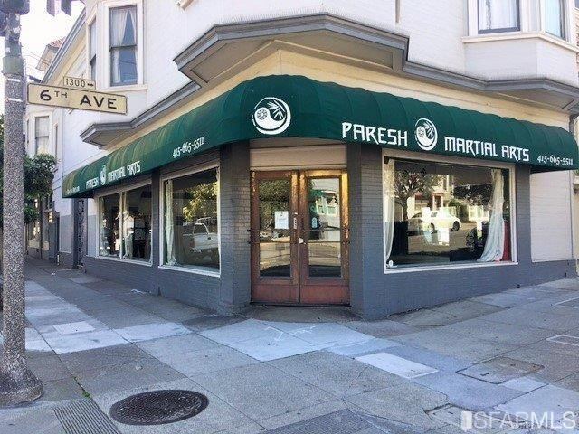 Commercial Lease in the Inner Sunset, contact me for more - commercial lease