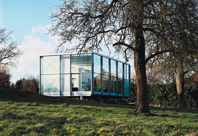 Denis-Ortmans House by Dethier Architecture 3