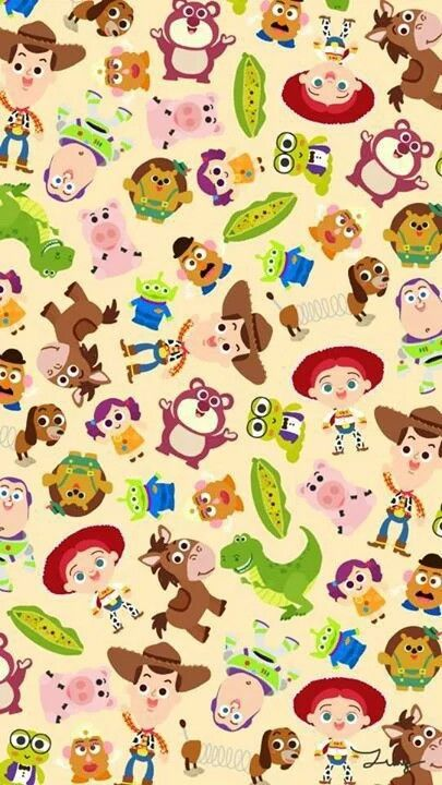 Toy Story Backgrounds Wallpapers Adorable Wallpapers