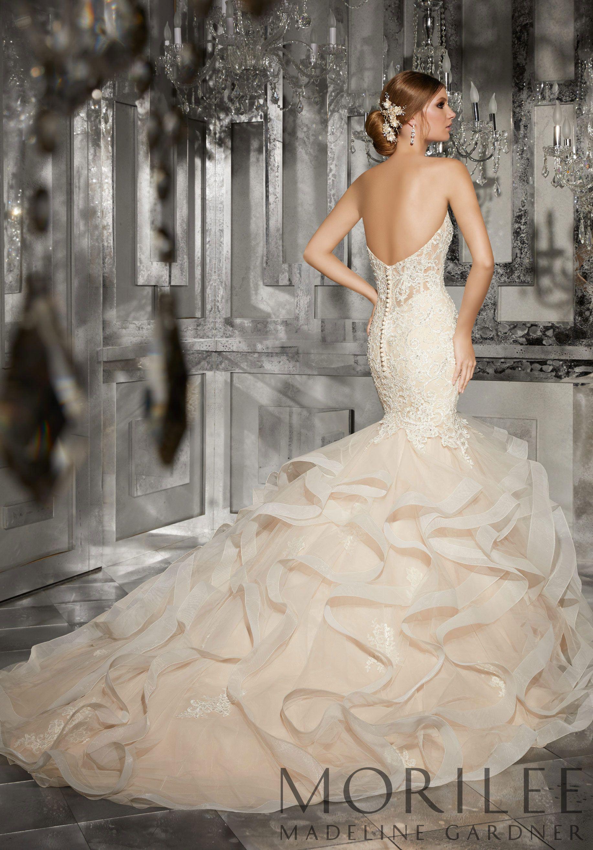 Marguerit Wedding Dress Morilee Mori Lee Wedding Dress Lace Mermaid Wedding Dress Wedding Dress Styles [ 2630 x 1834 Pixel ]