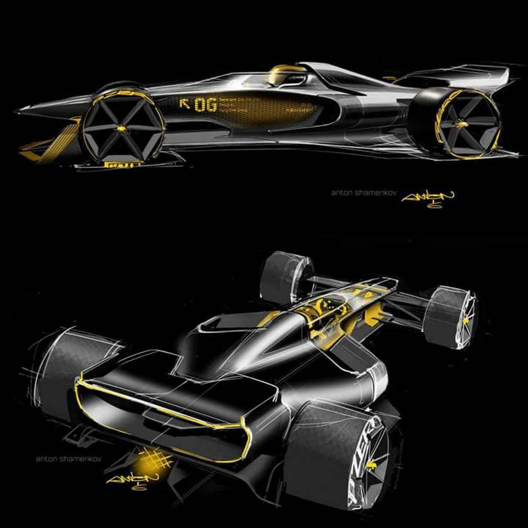 Renault Unveil Radical 2027 F1 Concept Car: Gefällt 562 Mal, 1 Kommentare