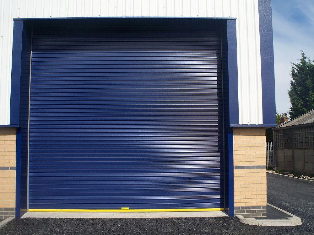 Brand new Commercial electric roller shutter doors