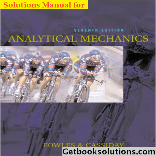 download solution manual for analytical mechanics 7th edition pdf