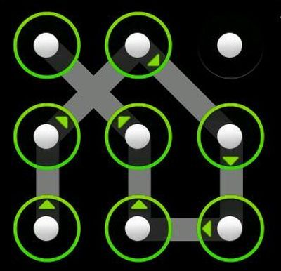 Download Maze Lock Pattern Application For Symbian Mobile Apple