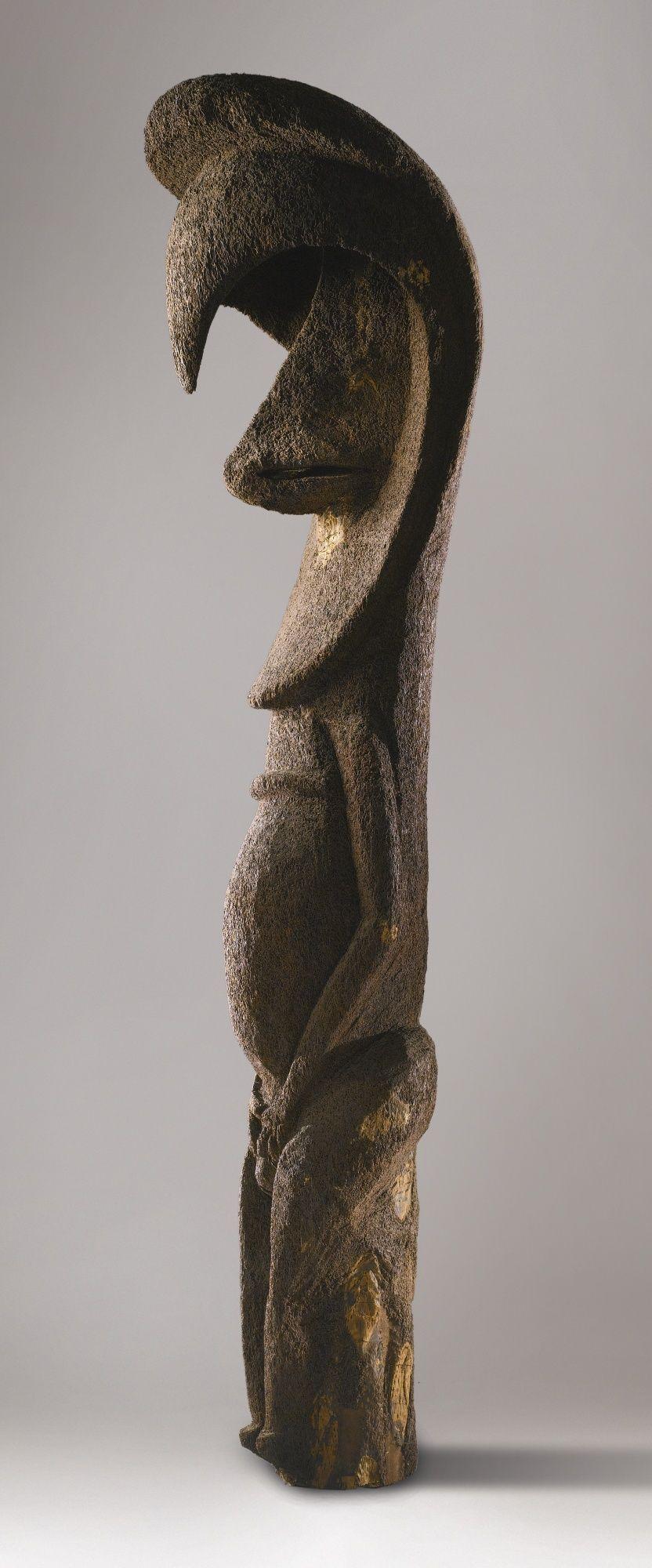 Fernwood Spirit Statue, Ambrym Island, Malampa Province, Vanuatu