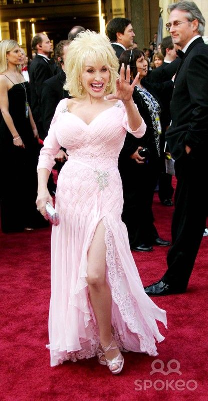 Dolly Parton 78th Academy Awards