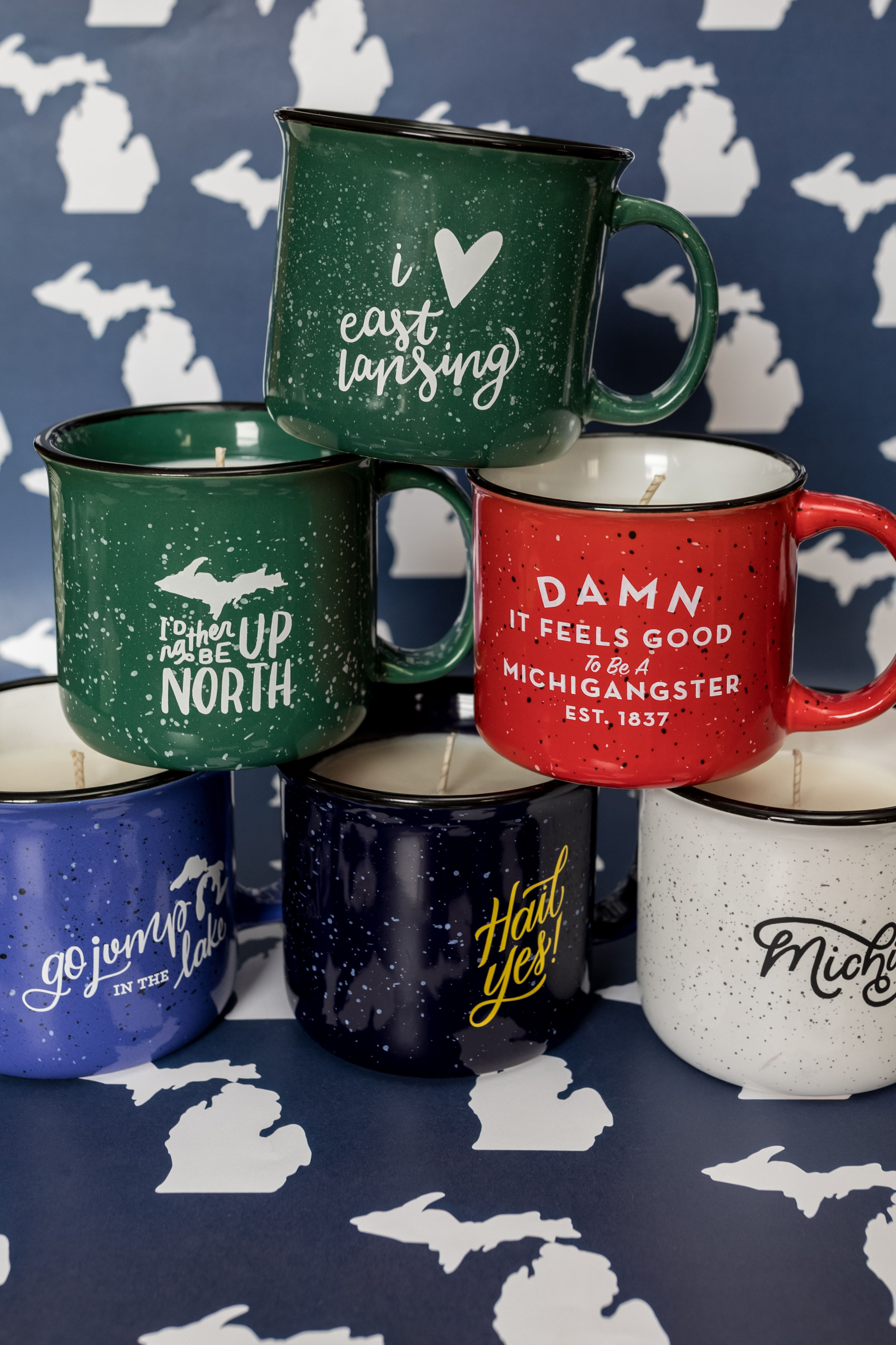 Do you love candles as much as we do candles mugs