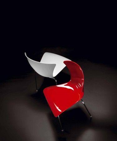 Chaise Design Italien Neko Chaise Design Chaise Transparente Chaise