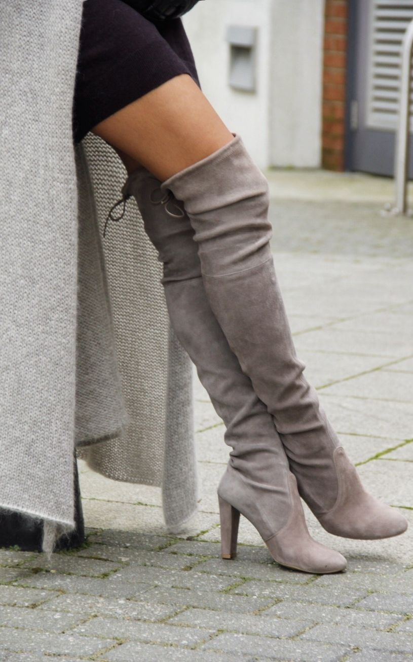 Over-The-Knee-Boots | Giuseppe Zanotti. Photo: Johanna Olsson WANT ...
