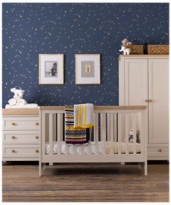 Lulworth 3 piece Nursery Furniture Bundle