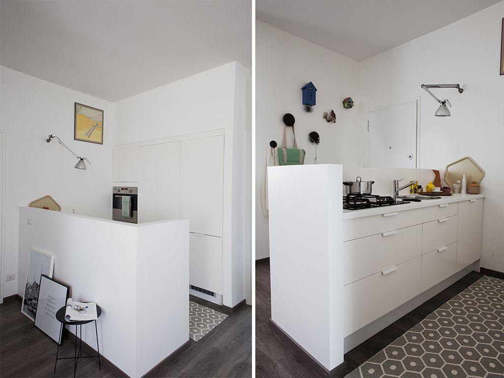 Open space: come dividere cucina e soggiorno | Consigli di Styling ...
