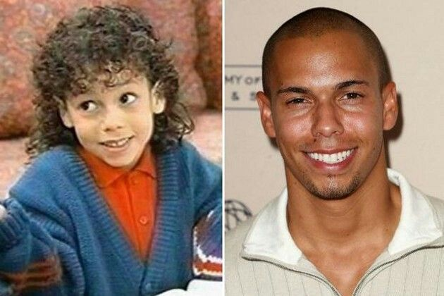 Little Ritchie Family Matters Family Matters Young Celebrities Then And Now Photos