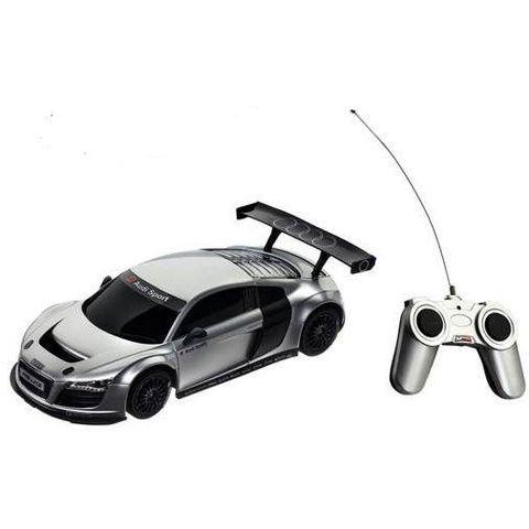 Car Grise Radiocommandée Super MarqueMondo 124 R8 Audi N8ZwPXknO0