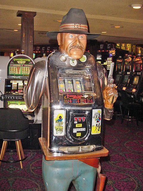 Distributeur Automatique Casino Lyon