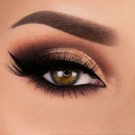 41 Entzückendes Augen-Makeup Sieht nach grünen Augen #eyemakeup
