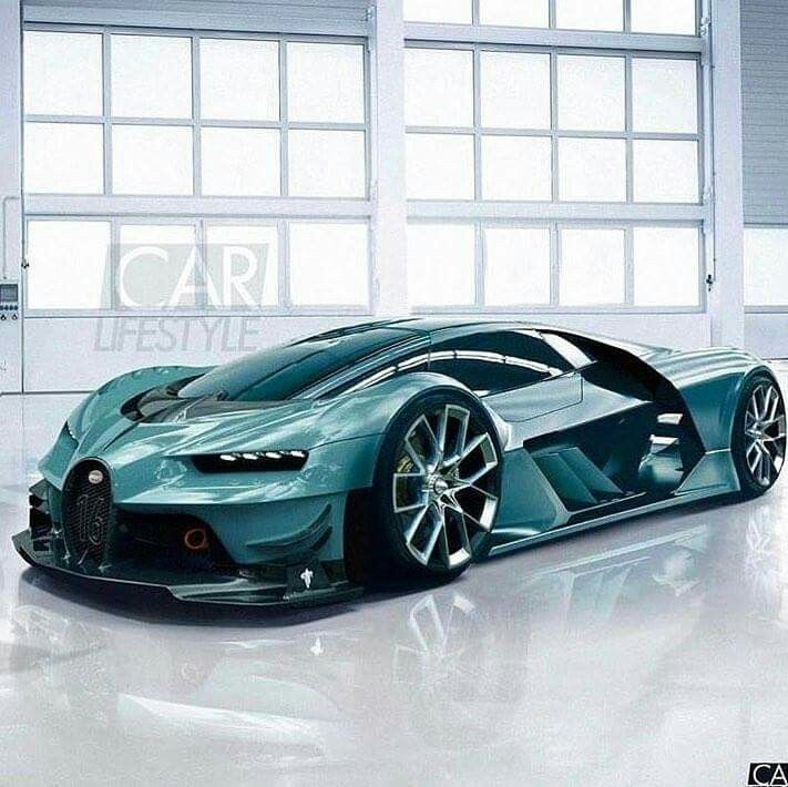 Another Bugatti Chiron!