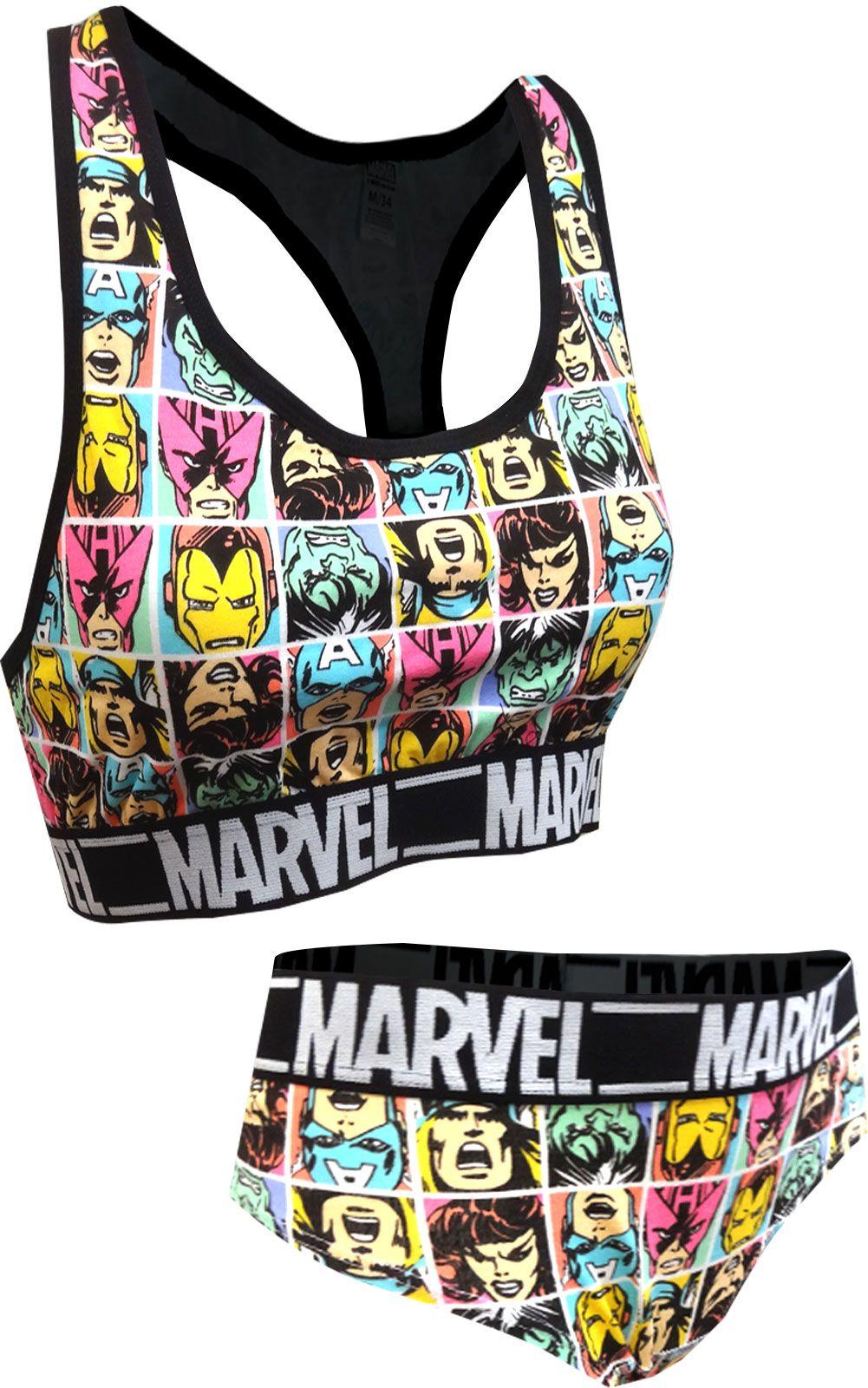 Marvel Avengers SPIDER-MAN Womens Boyshort Panty X-Large 8