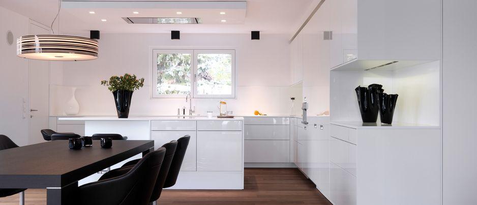 Innenarchitektur Liechtenstein проект vaduz лихтенштейн white interiors designs