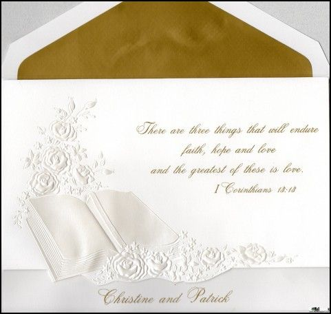Wedding Verses For Invitation Cards