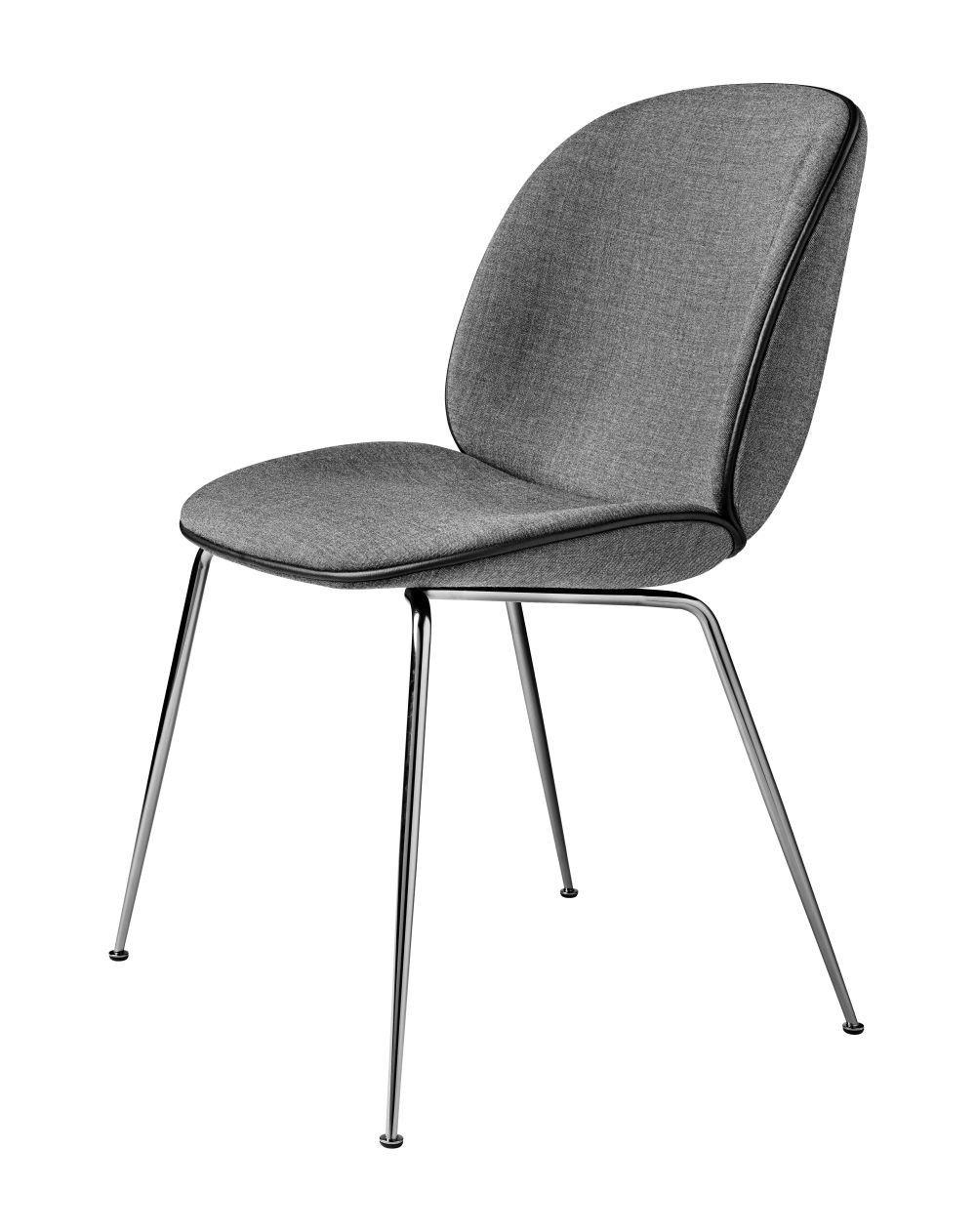 Gubi Beetle Chair - Chrome Base | mintroom.de #Gubi #mintroom #shop ...