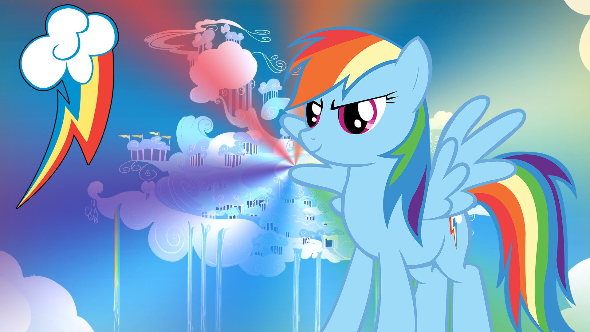 Mlp Rainbow Dash Wallpaper Rainbow Dash My Little Pony